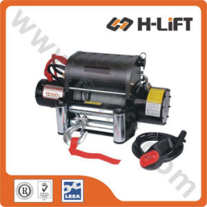 Mini 12V Electric Winch pictures & photos