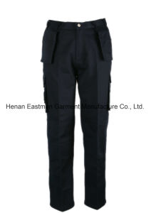 T/C Cargo Pants Multi-Functional Work Trousers pictures & photos