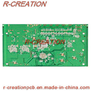 Multilayer Printed Circuit Board 0.1 Mm Line PCB