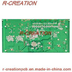 Multilayer Printed Circuit Board 0.1 Mm Line PCB