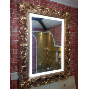 LED Light Antique Mirror for Hotel Bathroom and Guestroom pictures & photos