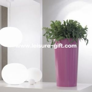 Fo-300 Fiberglass Flower Pot for Hotel, Shoping Market Decoration pictures & photos