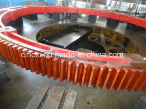 Forged Steel Ball Mill Gear Ring pictures & photos