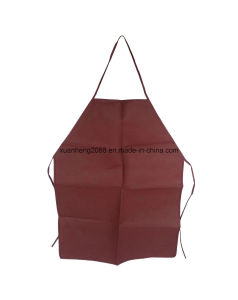 Adult Promotion Cotton Kitchen Apron pictures & photos