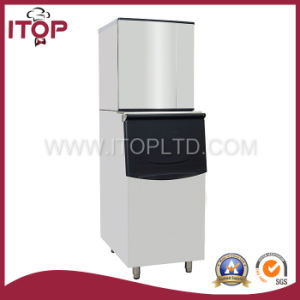 Floor Standing Type Ice Making Machine (IC) pictures & photos