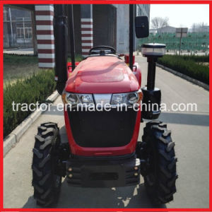 50HP, 4WD, Orchard Tractor, Fruit Tractor (FM504G) pictures & photos