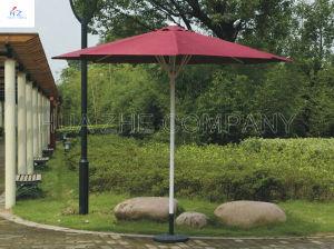 Patio Umbrella 3m 10ft Spring Umbrella Outdoor Umbrella Garden Umbrella Sun Umbrella Garden Parasol (Hz-S1) pictures & photos