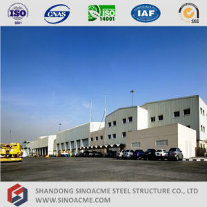 High Rise Prefab Light Steel Structure Shed pictures & photos