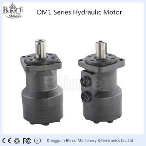 Blince Om1 Flange Type Oil Motor for Road Washing Vehicle pictures & photos