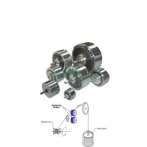 Hysteresis Brakes Clutches Hysteresis Torque Magnetic Brake