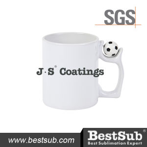 Js Coatings Sublimation Mugs Cat Bowl B4C pictures & photos