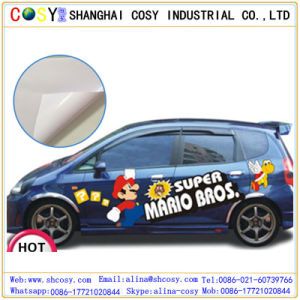Electrostatic Vinyl Sticker Car Body Wrap Sticker for Printing pictures & photos