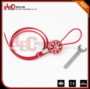 Elecpopular High Demand Products Reusable Safety Wheel Type Cable Lockouts pictures & photos
