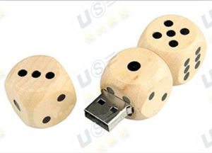 1GB-64GB Custom Wooden USB Flash Drives Pen Drive pictures & photos