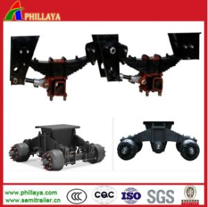 Semi Trailer Mechanic Air Bogie Truck Trailer Suspensions pictures & photos