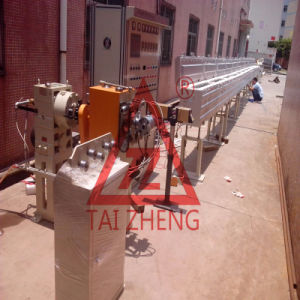 Silicone Cable Extruding Machine Extrusion Line pictures & photos