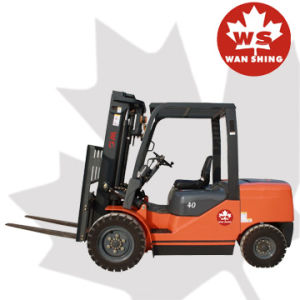 4ton Diesel Forklift with 4rmg25 Engine pictures & photos