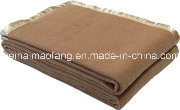 Woven Woollen Refugee Emergency Aid Blanket (NMQ-RB002) pictures & photos