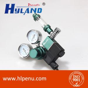 Hyland Pneumatic-Aquarium Dual Stage CO2 Regulator (gas regulator) +Bubble Counter+Solenoid Valve