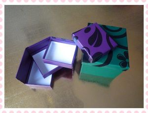 Colorful Customized Candy Chocolate Jewelry Cosmetic Jewellery Cardboard Packaging Paper Box Gift Box pictures & photos