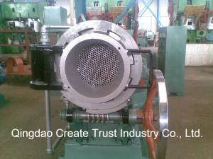 2017 High Technical Full Automatic Rubber Strainer Extruder pictures & photos