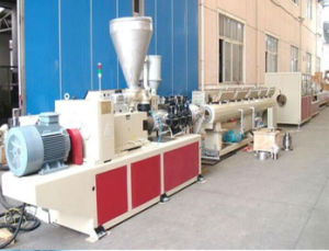 Plastic Extruder Machine for PVC Water Supply Pipe Production Line pictures & photos