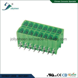 Pluggable Terminal Blocks pH3.50mm Right Angle Type pictures & photos
