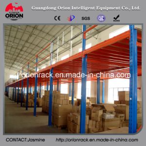Multi-Layer Storage Shelf Rack Mezzanine Floor Racking System pictures & photos