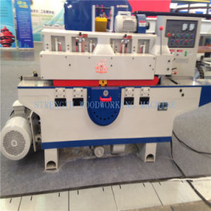 High-Efficiency Saw Cutting Machine with Multi Blade Rip Saw Machine pictures & photos