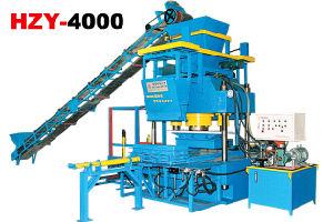 Curb Stone Machine Hzy4000