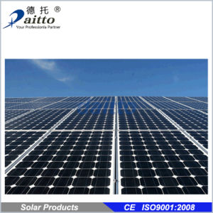High Quality Mono Solar Panel Dt100-120CE-24m