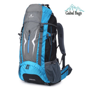 Large Adult Travel Outdoor Camping Climbing Mountain Hiking Backpack Bag pictures & photos