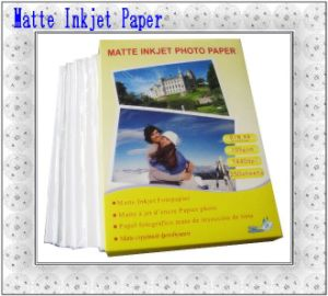 240g Matte Inkjet Photo Paper, DS-JM240, 240g Double Sided Inkjet Paper