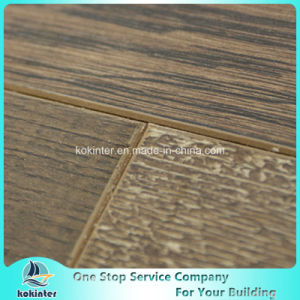 Kok Hardwood Flooring Laminate Random Width 16 pictures & photos