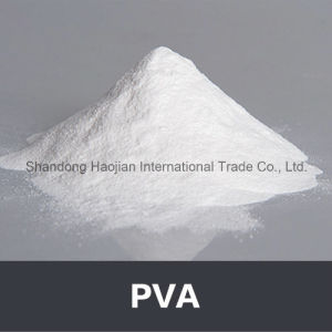 Polyvinyl Alcohol Powder Chemical Used in Latex Coating Additives PVA pictures & photos