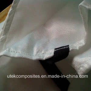 High Temperature Resistant 600 Degree Fiberglass Fireproof Blanket pictures & photos