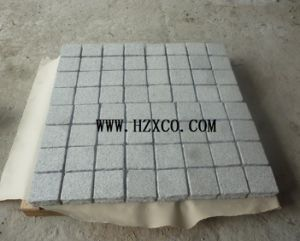 G603 Granite, Cobble Stone, Paving Tile, Grey Flamed Tile pictures & photos