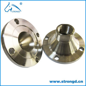 CNC Machining Aluminum Electroplated Metal Prototype