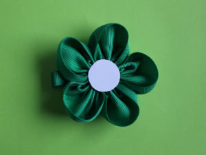2.5 Inch Small Hair Bows Flower