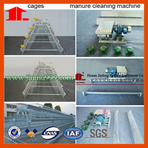 a Type Battery Chicken Poultry Equipment Cage for Layer pictures & photos