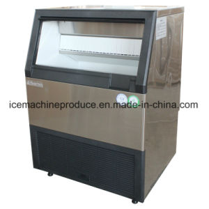 80kgs Self-Contained Cube Ice Machine for Food Processing pictures & photos