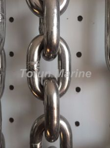 AISI 304/316 Stainless Steel Australian Standard Long Link Chain pictures & photos