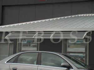 Polycarbonate DIY Shutter / Canopy / Shade/ Shelter for Windows& Doors (M3600A-L) pictures & photos