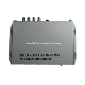 Professional 4channel Video + 1 Channel Return Data Media Converter