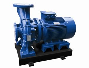 Horizontal Centrifugal Water Pump with SGS-Certificate pictures & photos