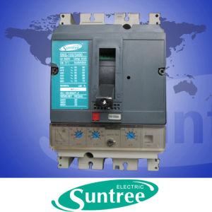 Moulded Case Circuit Breaker (NS-100 Intelligent type 3pole) pictures & photos