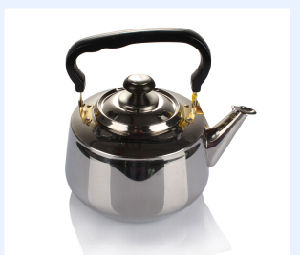 Portable Stainless Steel Hot Water Kettle pictures & photos