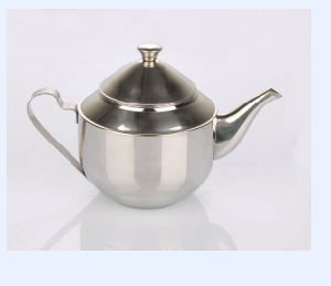 Mini Stainless Steel Thermo Kettle pictures & photos