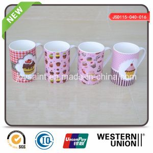 Fine Porcelain Cake Mug (JSD115-040-016) pictures & photos