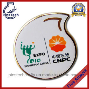 Promotional Silk Screen Lapel Pin, Sport Pins pictures & photos
